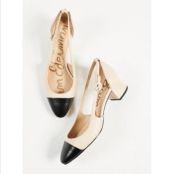 Sam Edelman Shoes   Sam Edelman Cap Toe